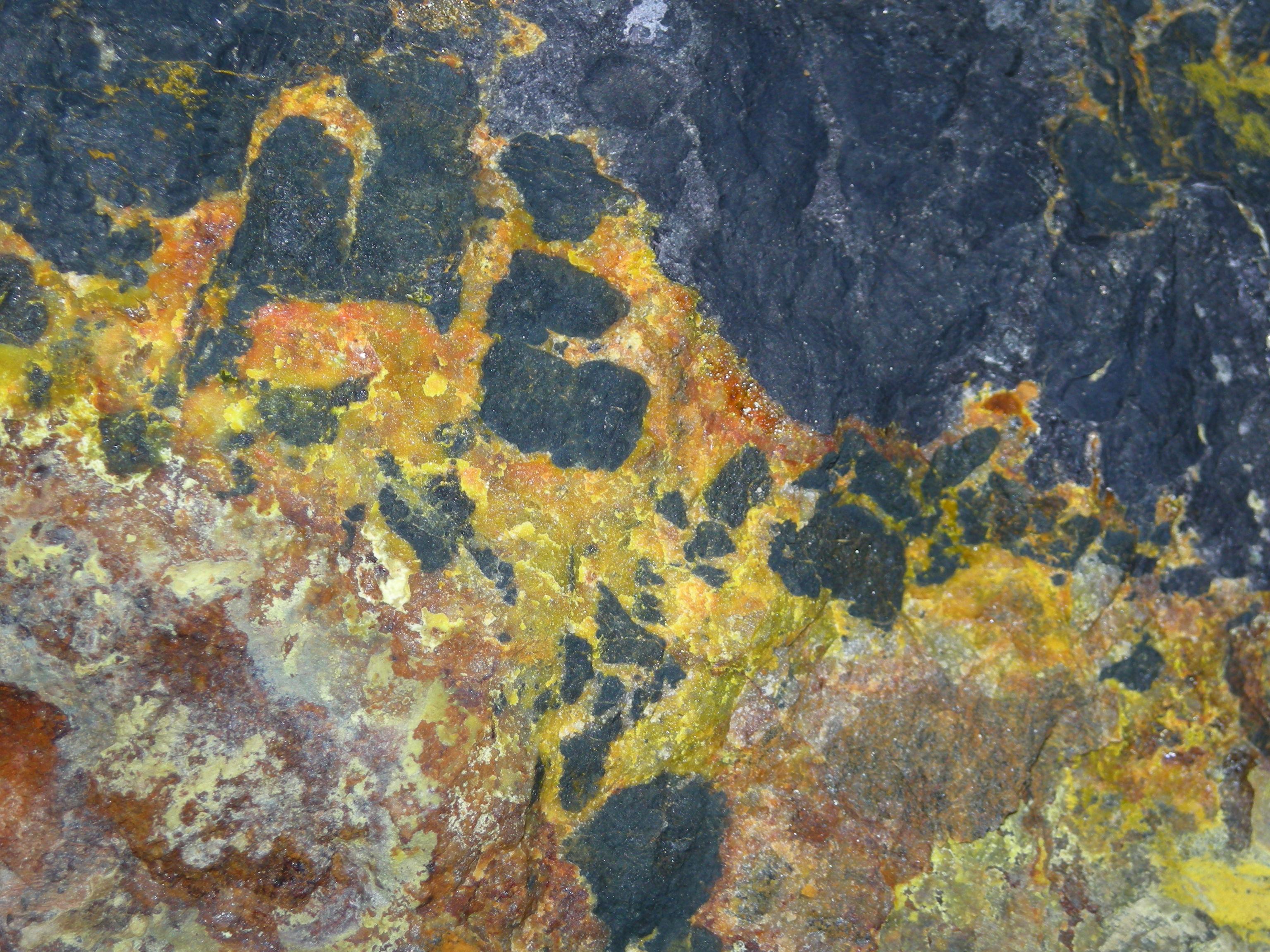 Uranerz - Pechblende